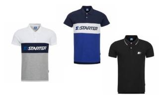 SportSpar.de | Verschiedene Starter Poloshirts für je nur 4,44 Euro
