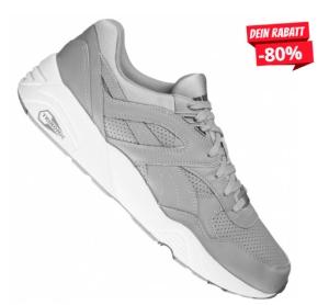 PUMA R698 Soft Pack Unisex Trinomic Leder Sneaker für 33,24 Euro inkl. Versand