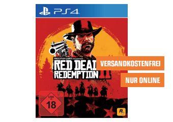 Red Dead Redemption 2 (PlayStation 4) für nur 29,- Euro inkl. Versand