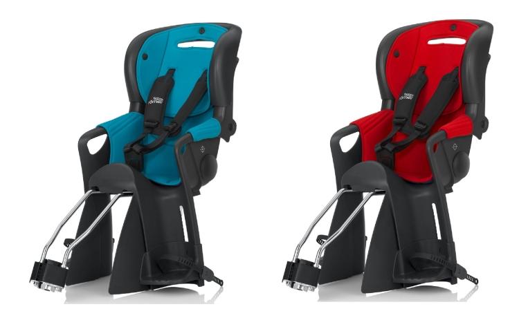 britax r mer fahrradsitz jockey comfort in t rkis oder rot. Black Bedroom Furniture Sets. Home Design Ideas