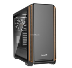 Top! Be quiet! SILENT BASE 601 Orange Tower-Gehäuse für 77,25 Euro