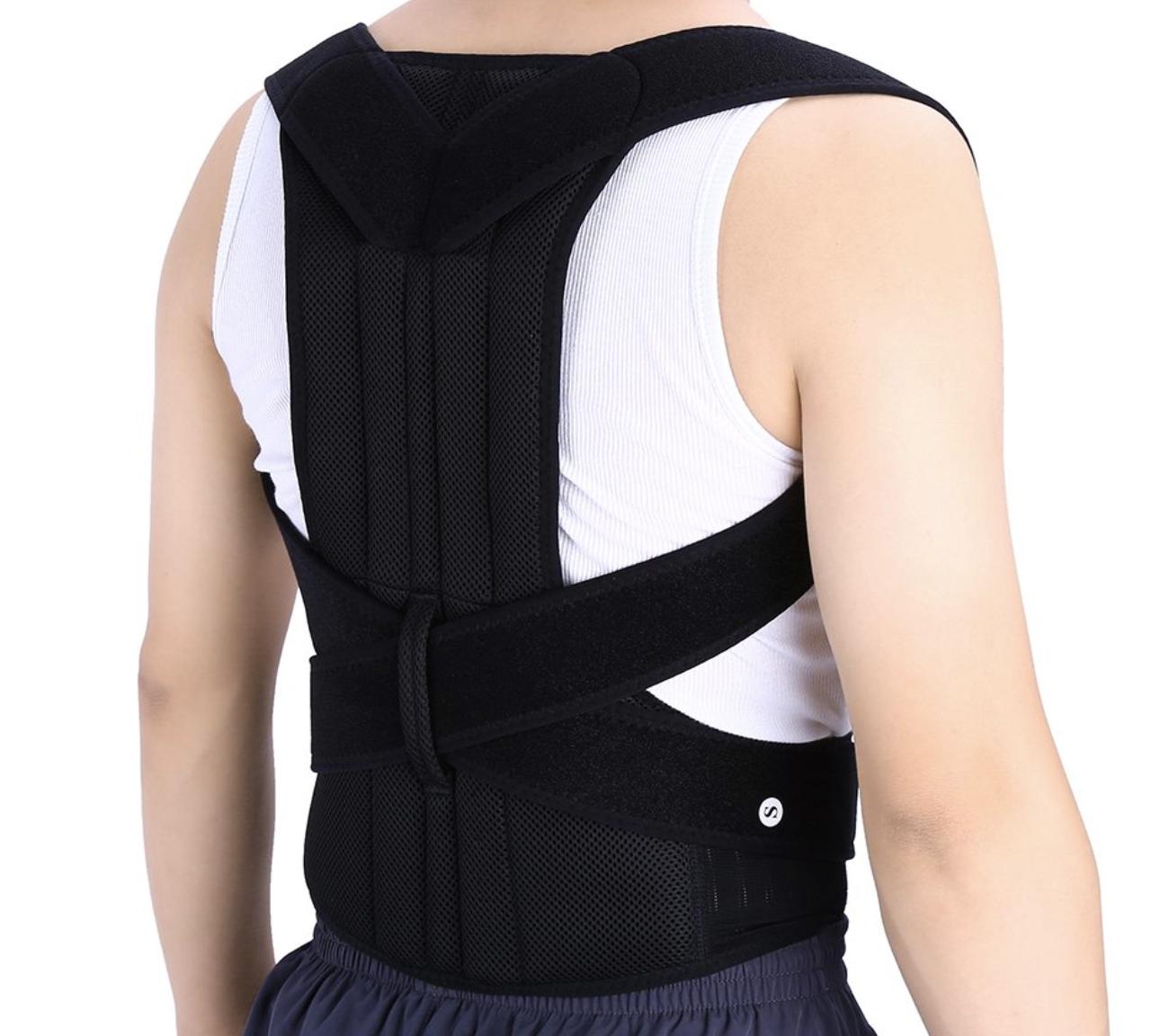 Schulterstütze zur Haltungskorrektur in verschiedenen Größen je nur 8,99 Euro inkl. Prime-Versand