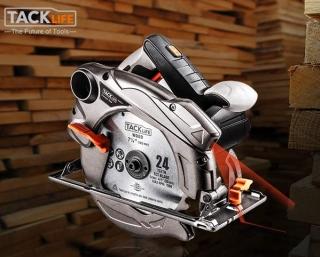 Preissenkung! TACKLIFE PES01A, Handkreissäge mit 1500W und Laser für 37,08 Euro