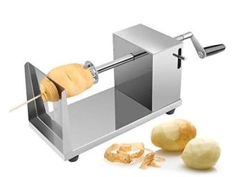 """Uten Kartoffel-Twister """"Spiralschneider"""" für nur 11,99 Euro bei Amazon"""