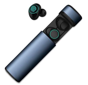 Kurztest + Gewinnspiel: Holyhigh x9 Bluetooth In-Ear Kopfhörer mit Ladebox für 24,74 Euro