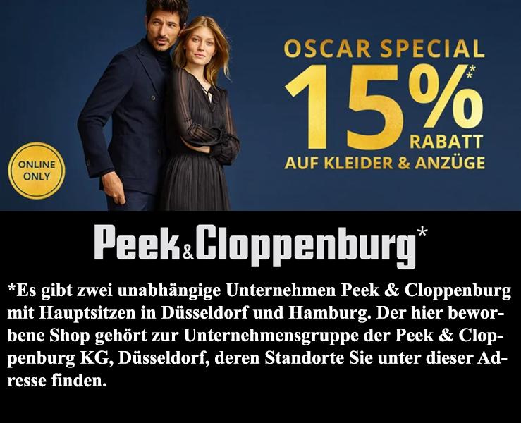 Peek Und Cloppenburg Aktion