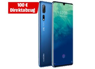 ZTE AXON 10 PRO 128 GB Dual SIM Smartphone für 499,- Euro