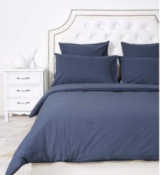 HOMFY Baumwoll Bettwäsche – Bettbezug 135×200 cm + Kissenbezüge 80×80 cm für 12,50 Euro
