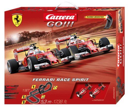 CARRERA (TOYS) Ferrari Race Spirit Rennbahn für nur 44,- Euro