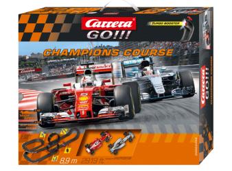 Carrera Champions Course Rennbahn für nur 51,99 Euro inkl. Versand.