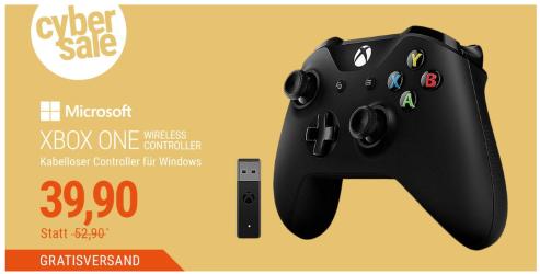 X-Box One Wireless Controller für nur 43,85 Euro inkl. Versand