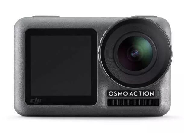 Bestpreis! DJI Osmo Action 4K 60fps Action Cam mit Dual-Screen für 281,10 Euro vorbestellen!