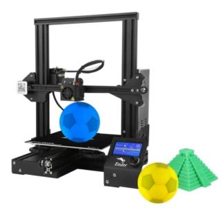 Creality 3D Ender-3 3D Drucker für 171,99 Euro inkl. Versand aus Deutschland
