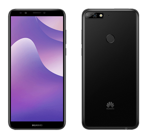 HUAWEI Y7 (2018) Dual SIM Smartphone mit 16GB Speicher für nur 86,02 Euro inkl. Versand