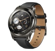 Knaller! HUAWEI Watch 2 Classic Smartwatch mit Echtleder-Armband für nur 179,- Euro