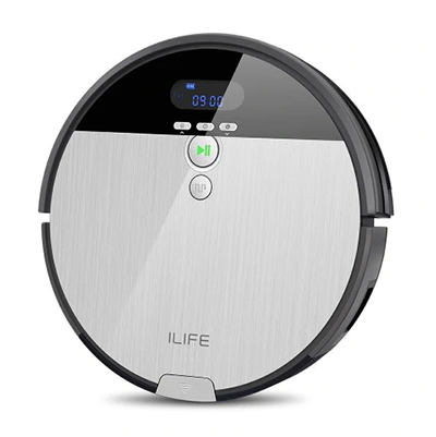ILIFE V8s Staubsauger Roboter mit Wischfunktion für nur 180,- Euro inkl. Versand aus der EU