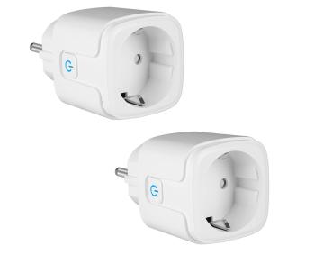 2er Pack JOMARTO Smart Steckdosen mit Wlan und Alexa + Google Home Support nur 19,99 Euro