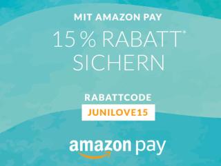 Engelhorn Sports Weekly Deal: 15% Rabatt auf Alles bei Zahlung mit Amazon Pay – gilt auch auf Sale