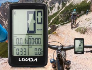 Lixada Wireless Fahrradcomputer für nur 11,99 Euro bei Ebay