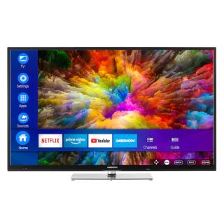 49″ UltraHD Fernseher MEDION LIFE X14908 Smart-TV für 299,95 Euro
