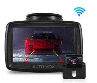 AUTO-VOX W2 Kabellose Digital-Rückfahrkamera / Einparkhilfe für 82,49 Euro