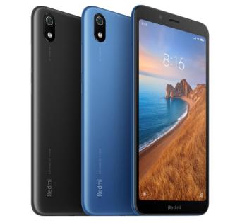 Xiaomi Redmi 7A Global Version mit 4000mAh Akku und Snapdragon 439 Octacore CPU für 76,- Euro