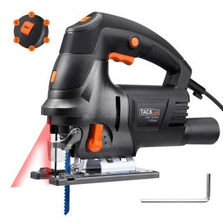 Tacklife Sticksäge PJS04A mit 800 Watt und Laseranzeige für 27,99 Euro
