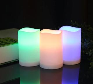 3er Pack Utorch LED-Kerzen mit Fernbedienung für nur 5,40 Euro inkl. Versand