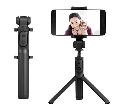 XIAOMI Mi 2-in-1 Selfie Stick mit Tripod-Funktion und Fernbedienung für nur 22,- Euro