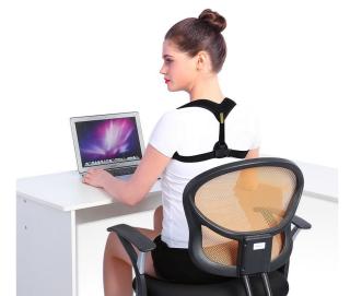 Yosoo Haltungskorrektor für Schultern und Rücken nur 3,99 Euro