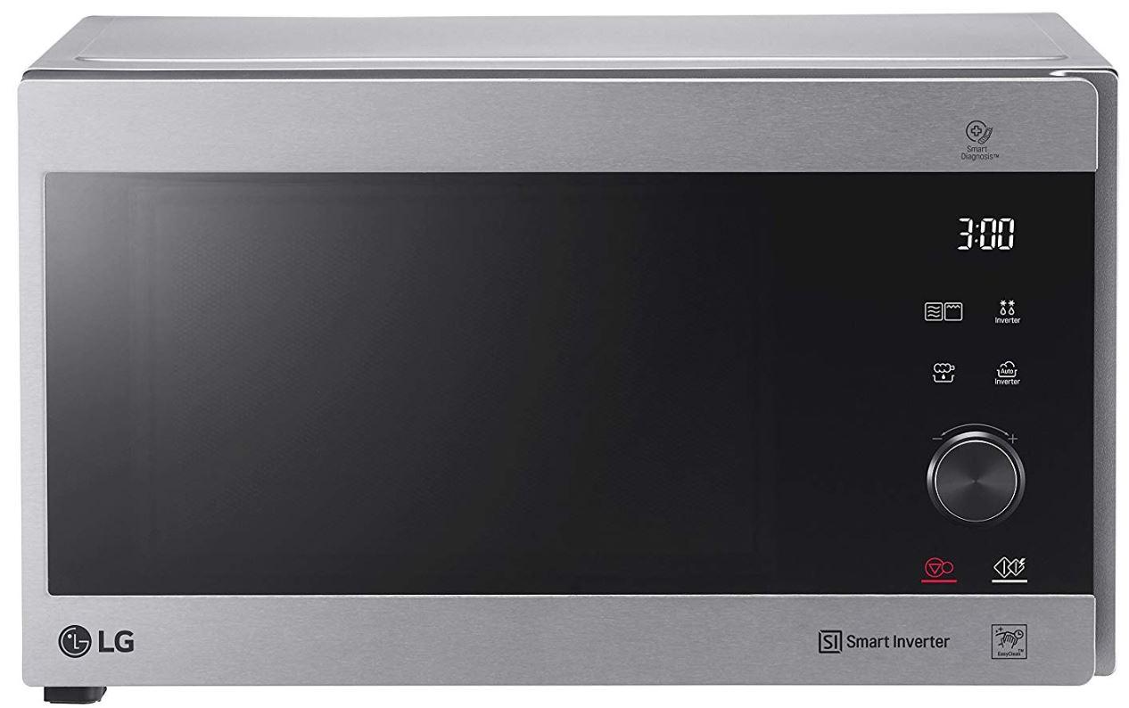 LG MH 6565 CPS Mikrowelle (1000 Watt) für nur 159,- Euro inkl. Versand