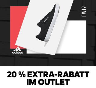 Sale bei Adidas mit bis zu 50% Rabatt + 20% Gutscheincode