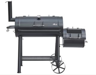 El Fuego Smoker Holzkohlegrill Buffalo für nur 199,99 Euro inkl. Versand