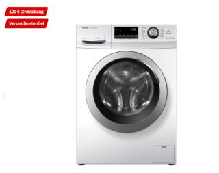 HAIER HW80-BP14636 Waschmaschine für nur 299,- Euro