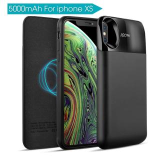 Mbuynow iPhone X Case mit magnetischem 5.000 mAh Zusatzakku für 23,99 Euro
