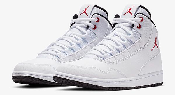 Nike Jordan Executive in Schwarz oder Weiß für nur 61,58 Euro inkl. Versand