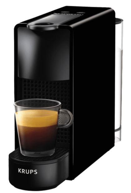 Krups XN1108 Nespresso Essenza Mini Kapselmaschine + 100 Kapseln für nur 55,- Euro