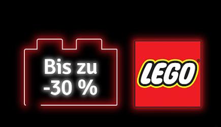 Lego Sale bei MyToys mit bis zu 30% Rabatt