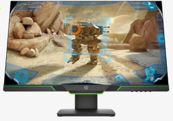 HP 27xq Monitor (27 Zoll), LED, WQHD für nur 279,- Euro inkl. Versand