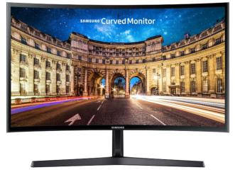 Blitz Deal: Samsung 60 cm (24 Zoll), LED Curved Monitor für nur 94,- Euro inkl. Versand