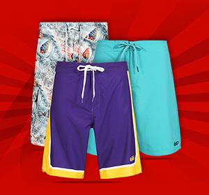 Top! Nike The Other On Herren Board Shorts in verschiedenen Farben für nur 9,50 Euro inkl. Versand