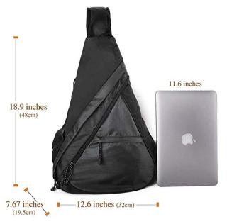 Unigear Sling-Rucksack (geeignet für Notebooks bis 13″) für nur 9,99 Euro