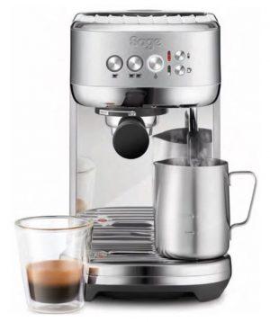Wieder da! Sage Appliances SES500 Espresso-Maschine + The Dose Control Pro Kaffeemühle für nur 299,- Euro (statt 540,- Euro)