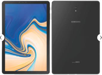 Samsung Galaxy Tab S4 WiFi Tablet (64 GB), 10.5 Zoll für nur 424,32 Euro inkl. Versand