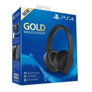 Sony Playstation 4 Wireless Stereo Headset für nur 59,90 Euro inkl. Versand