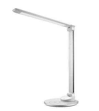 TaoTronics TT-DL044 DE LED-Schreibtischlampe mit Qi-Charger für nur 47,99 Euro