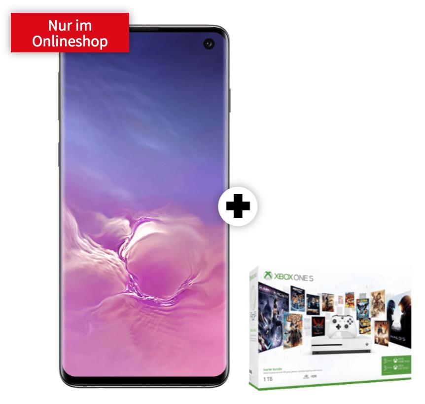 MD Telekom Magenta Mobil M mit 8GB Daten für mtl. 36,95 Euro + Samsung Galaxy S10 & Xbox One S für 99,- Euro