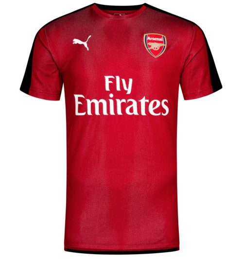 Arsenal London FC PUMA Herren Trainings Trikot für nur 20,94 Euro inkl. Versand