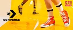 Wieder da: Großer Mode und Sneakers von Converse im Sale bei Veepee