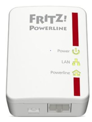 AVM FRITZ! Powerline 540E WLAN Set 500 MBit 2x Adapter Access Point für nur 55,- Euro inkl. Versand